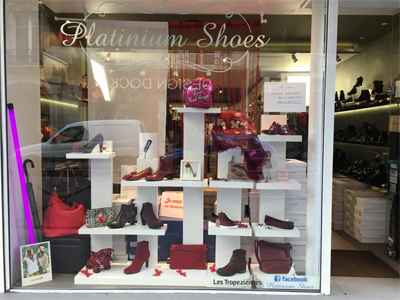 Platinium Shoes Levallois