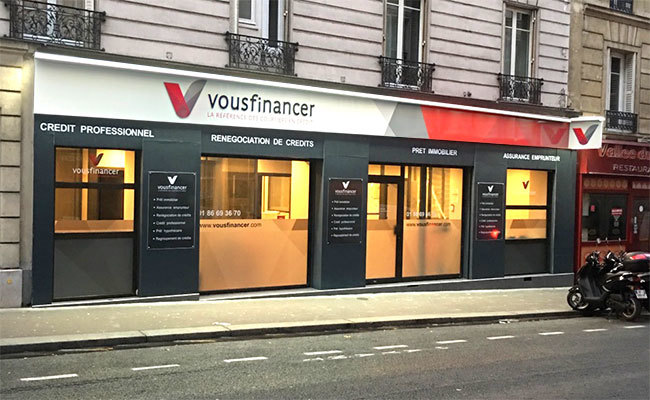 Vousfinancer Montparnasse